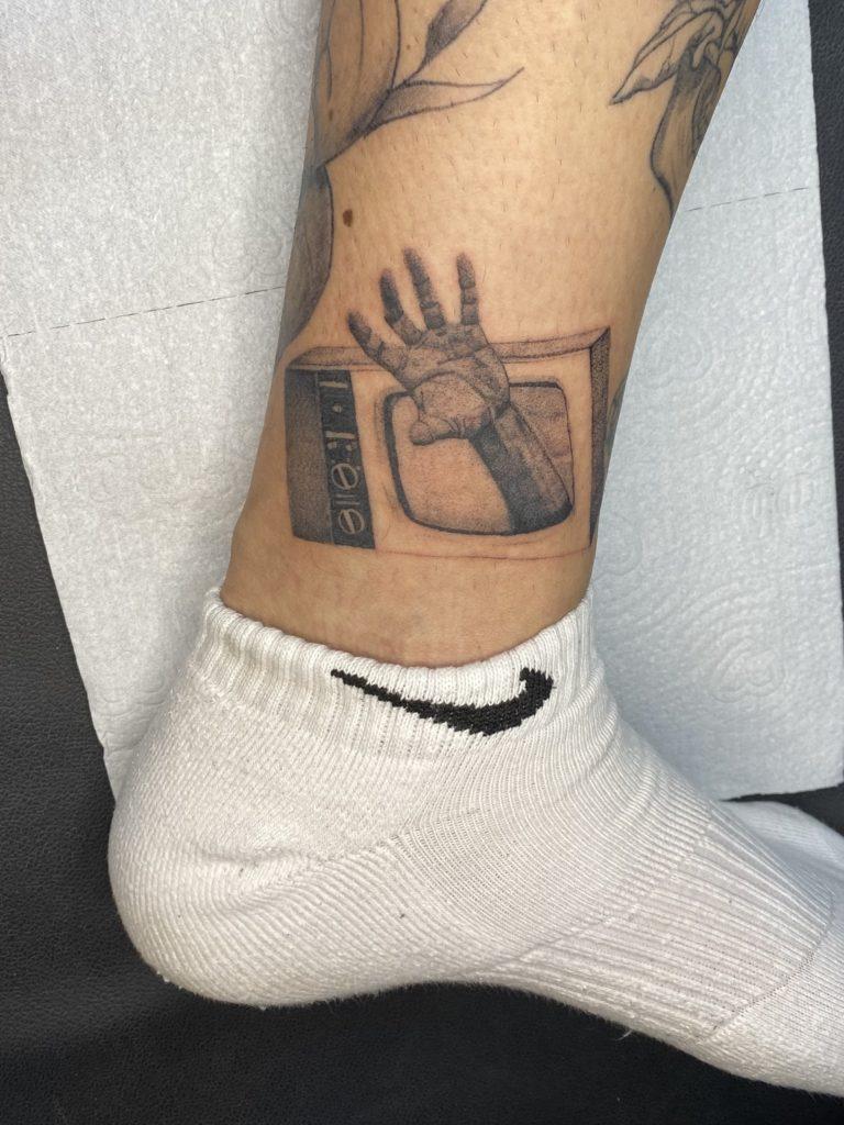 Foto de tatuagem feita por Olliver (@olliver_tattoo)