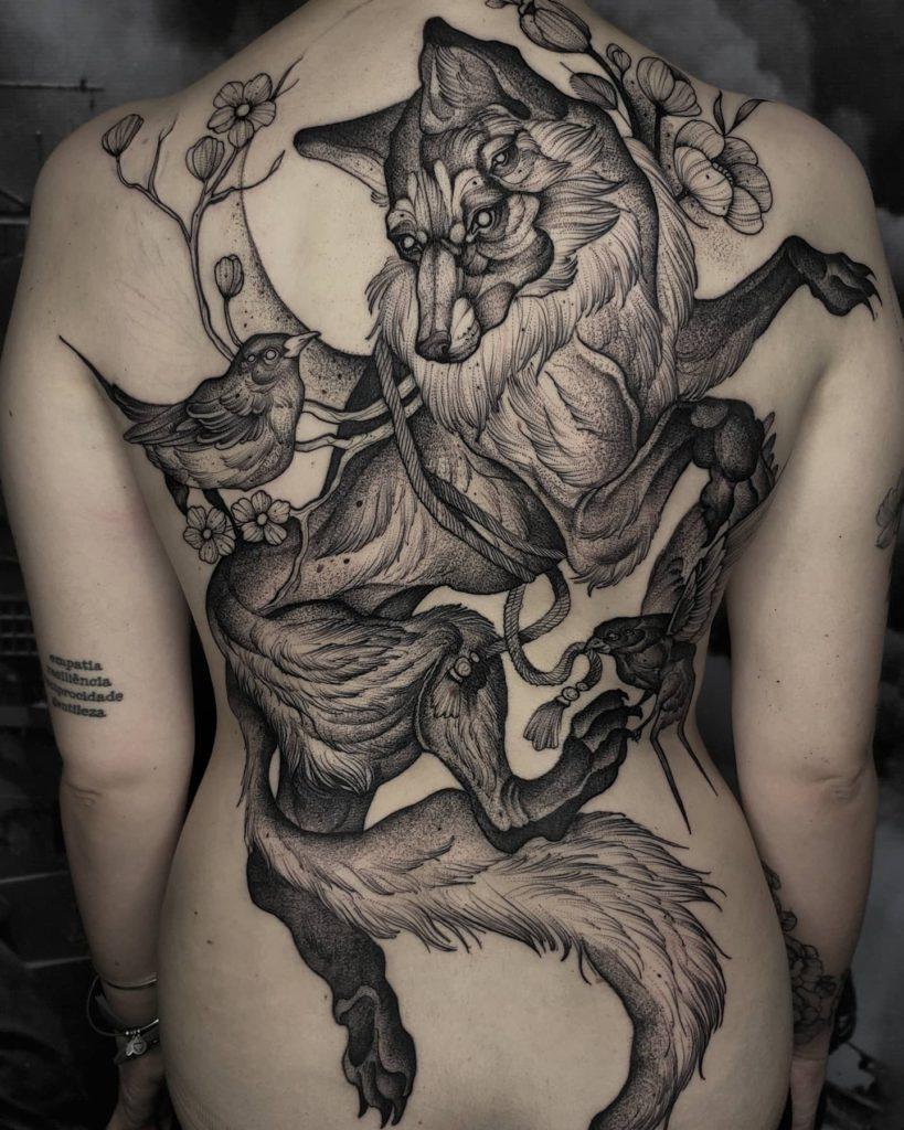 Foto de tatuagem feita por yagoritos (@yagoritos_)