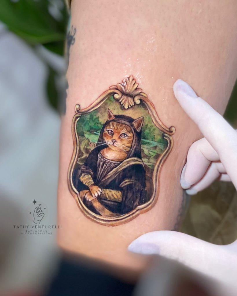 Foto de tatuagem feita por Tathy Venturelli (@tathy_venturelli_tattoo)