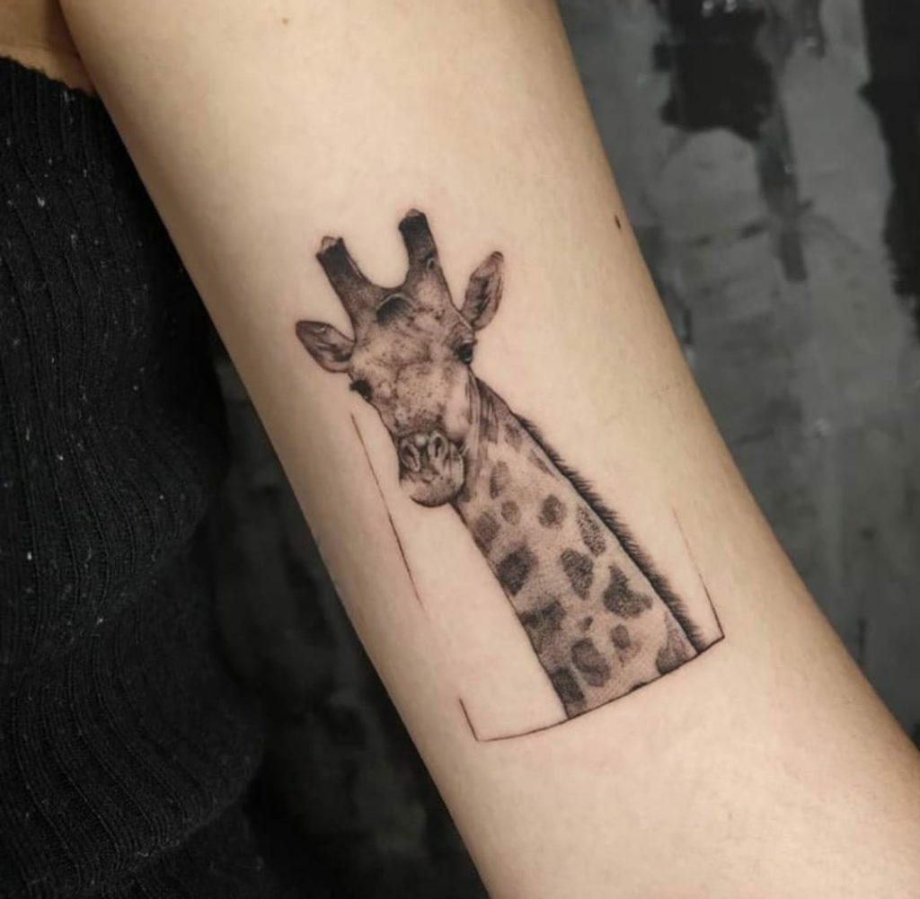 Foto de tatuagem feita por Lucas Rangel (@rangeltattooink)