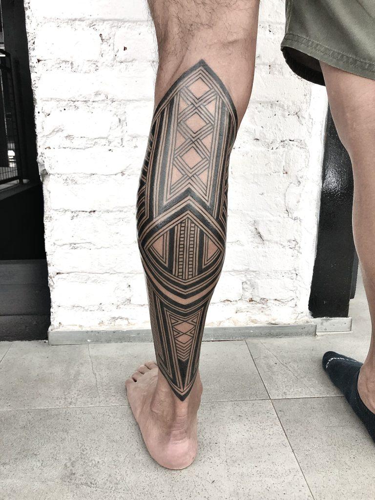 Foto de tatuagem feita por Denis Noveli (@denisnoveli)