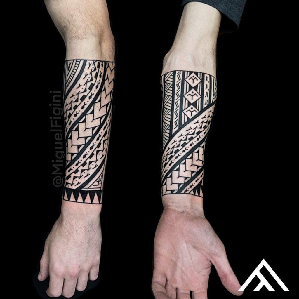 Foto de tatuagem feita por Miguel Figini (@miguelfigini)