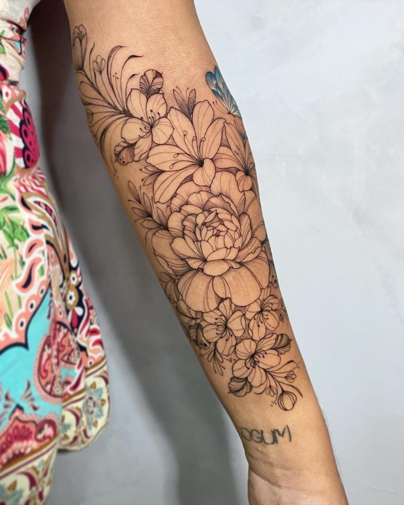 Foto de tatuagem feita por Aderson Michael (@andersontattoo_art)