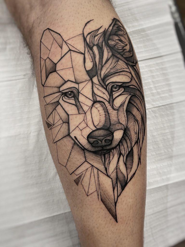 Foto de tatuagem feita por Moris (@moris_tattooyou)
