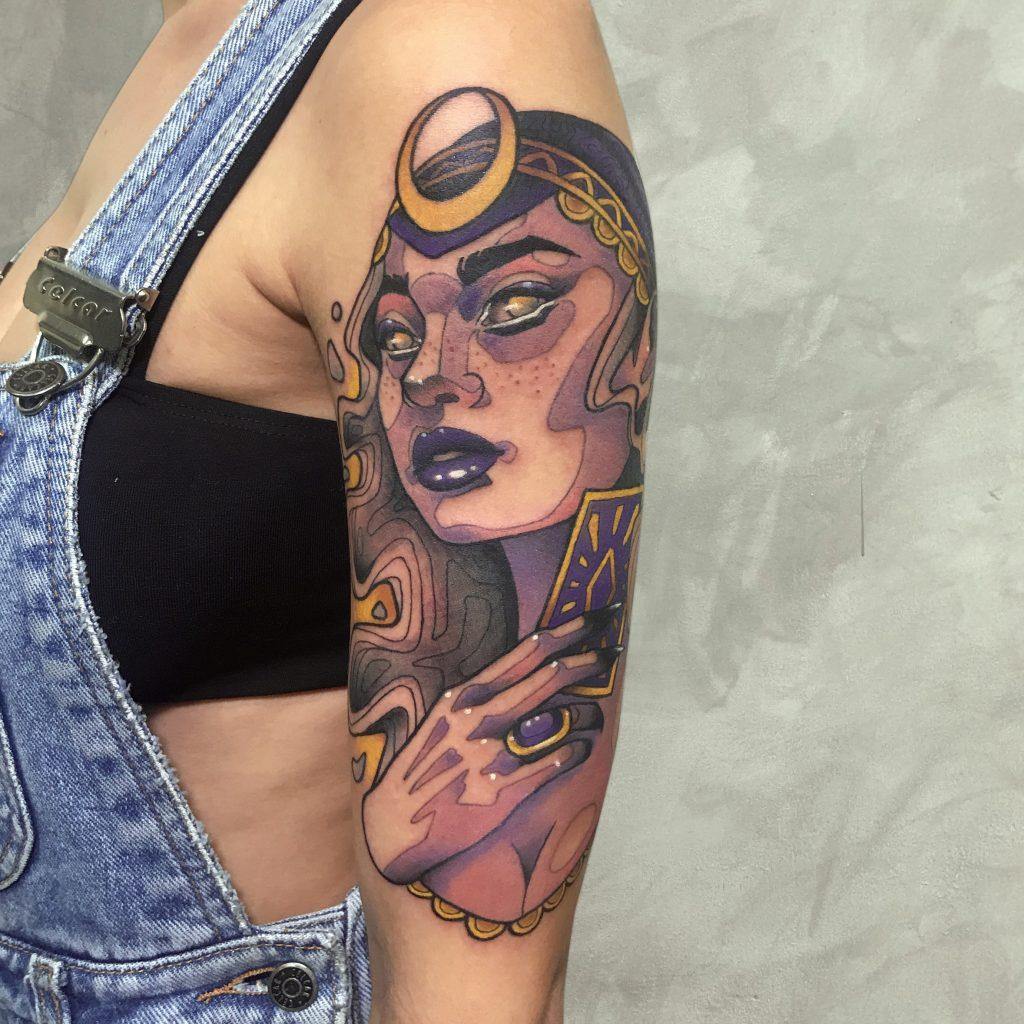 Foto de tatuagem feita por Raom Tattoo (@raomtattoo)