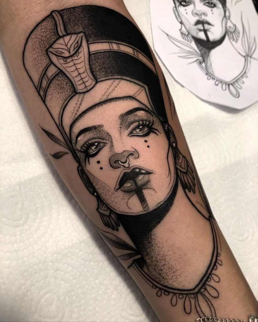 Foto de tatuagem feita por Rafael Biazucci (@biaz.tattoo)