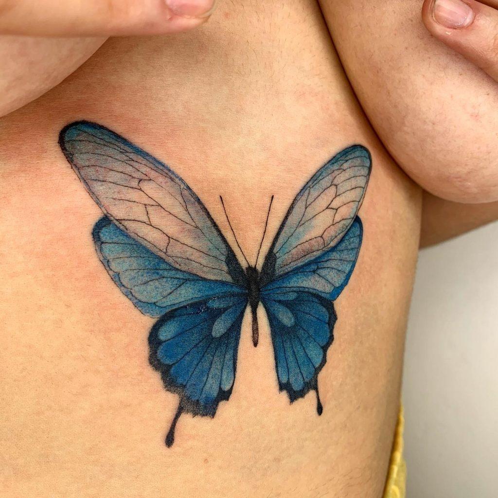 Foto de tatuagem feita por Jessyca Gatto (@gatto.tattoo)