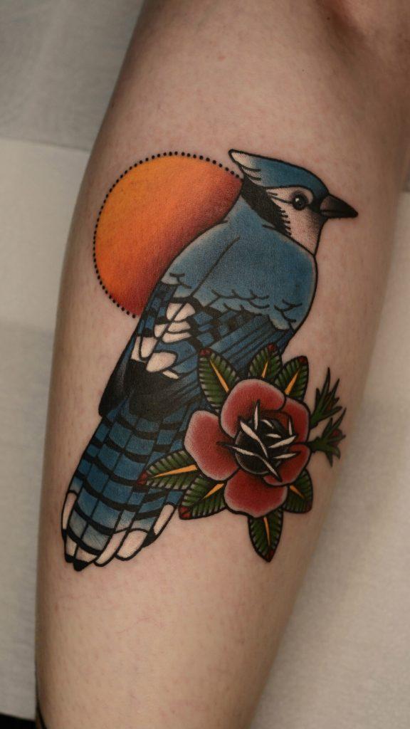 Foto de tatuagem feita por Fabiano Nievola (@fabianonievola_tattoo)