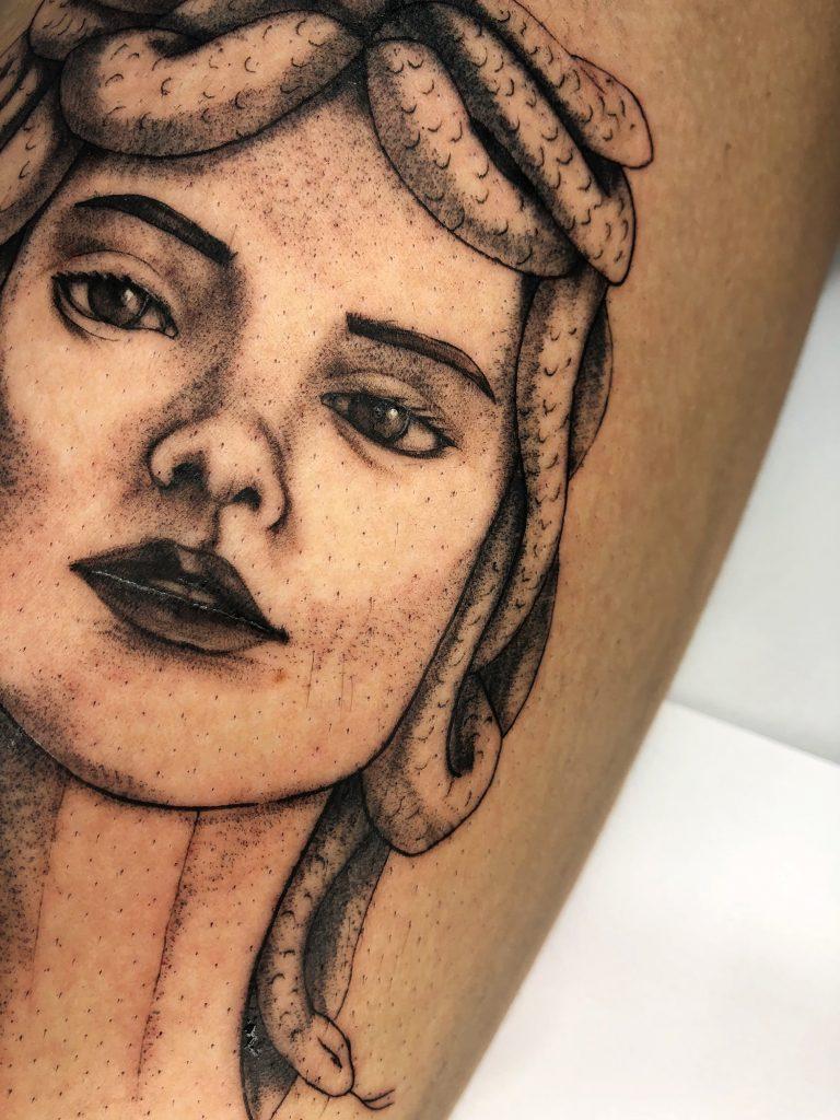 Foto de tatuagem feita por Frank   WTF (@wtfrank)