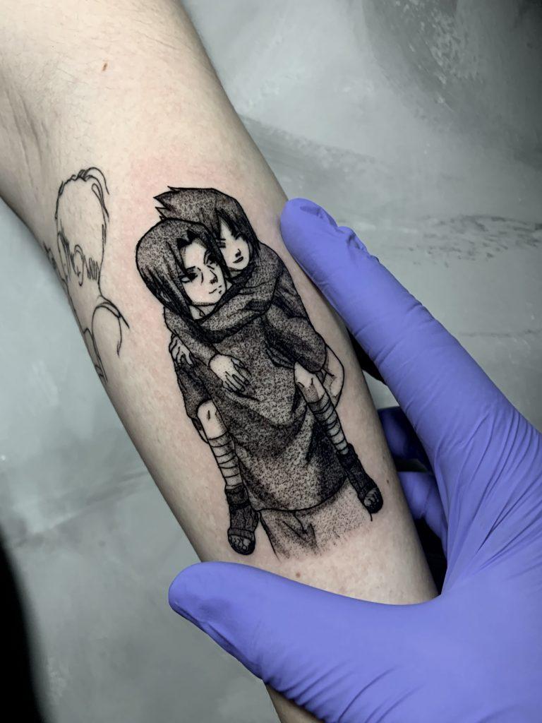 Foto de tatuagem feita por Igor Jordan (@jordan.tattoo_)
