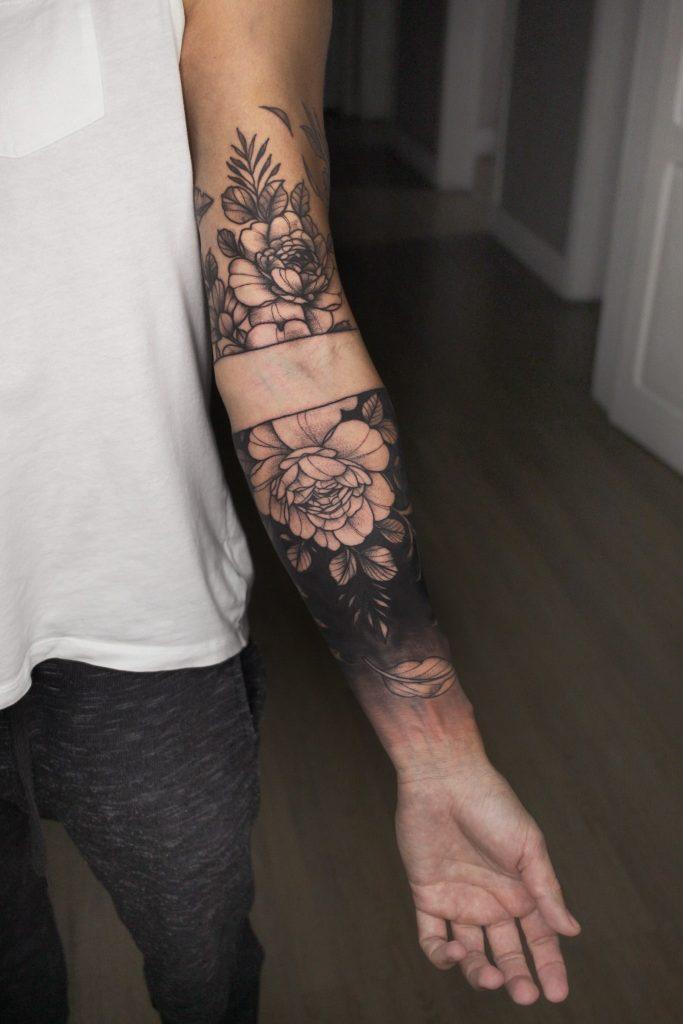 Foto de tatuagem feita por Neto Iurk (@netoiurktattoo)